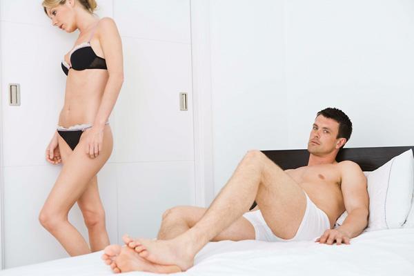 gyenge erekció gyenge magömlés