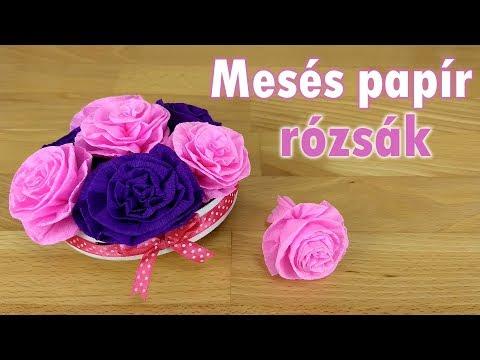 hogyan lehet rózsát készíteni a péniszben