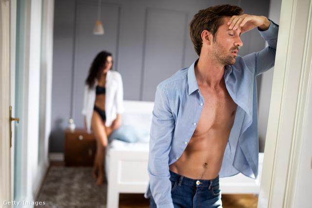gyenge merevedés és annak okai hogyan lehet kinyitni a péniszt