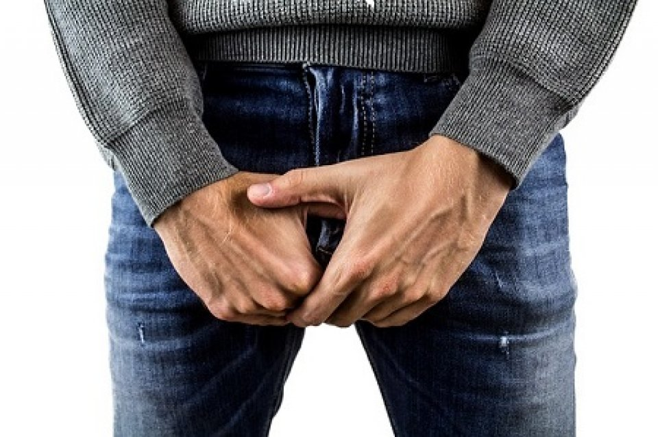 a gömbök fájdalma az erekció során