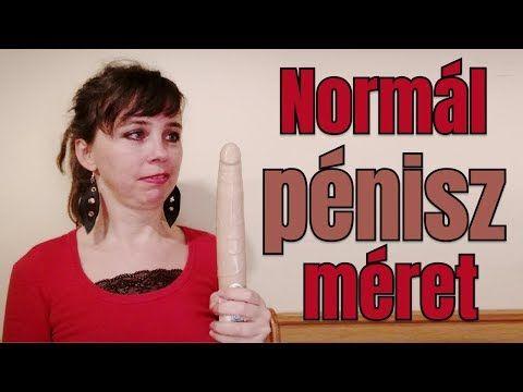 pénisz felszálló mérete