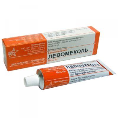Sintomycin kenőcs