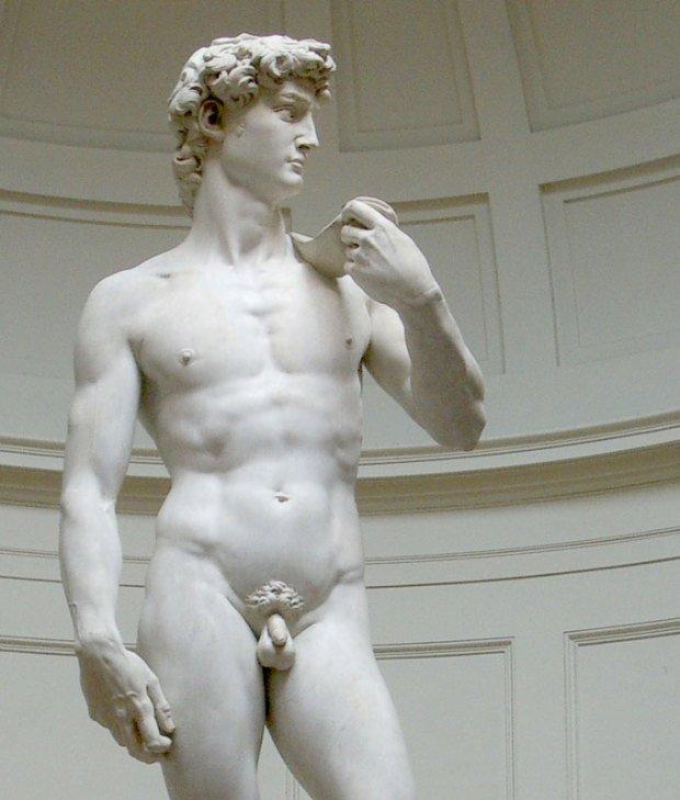 Miért olyan kicsi az ókori szobrok pénisze?