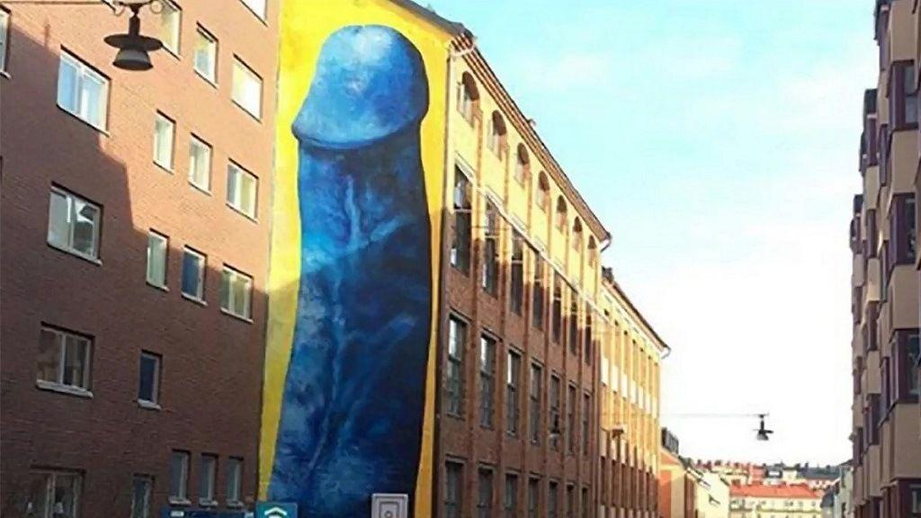pénisz mint művészet különböző hosszúságú péniszek