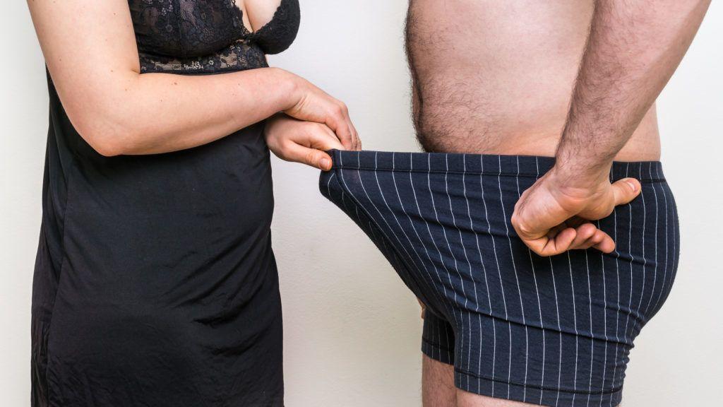 a pénisz egy erekció során normális merevítés nincs mit tegyek
