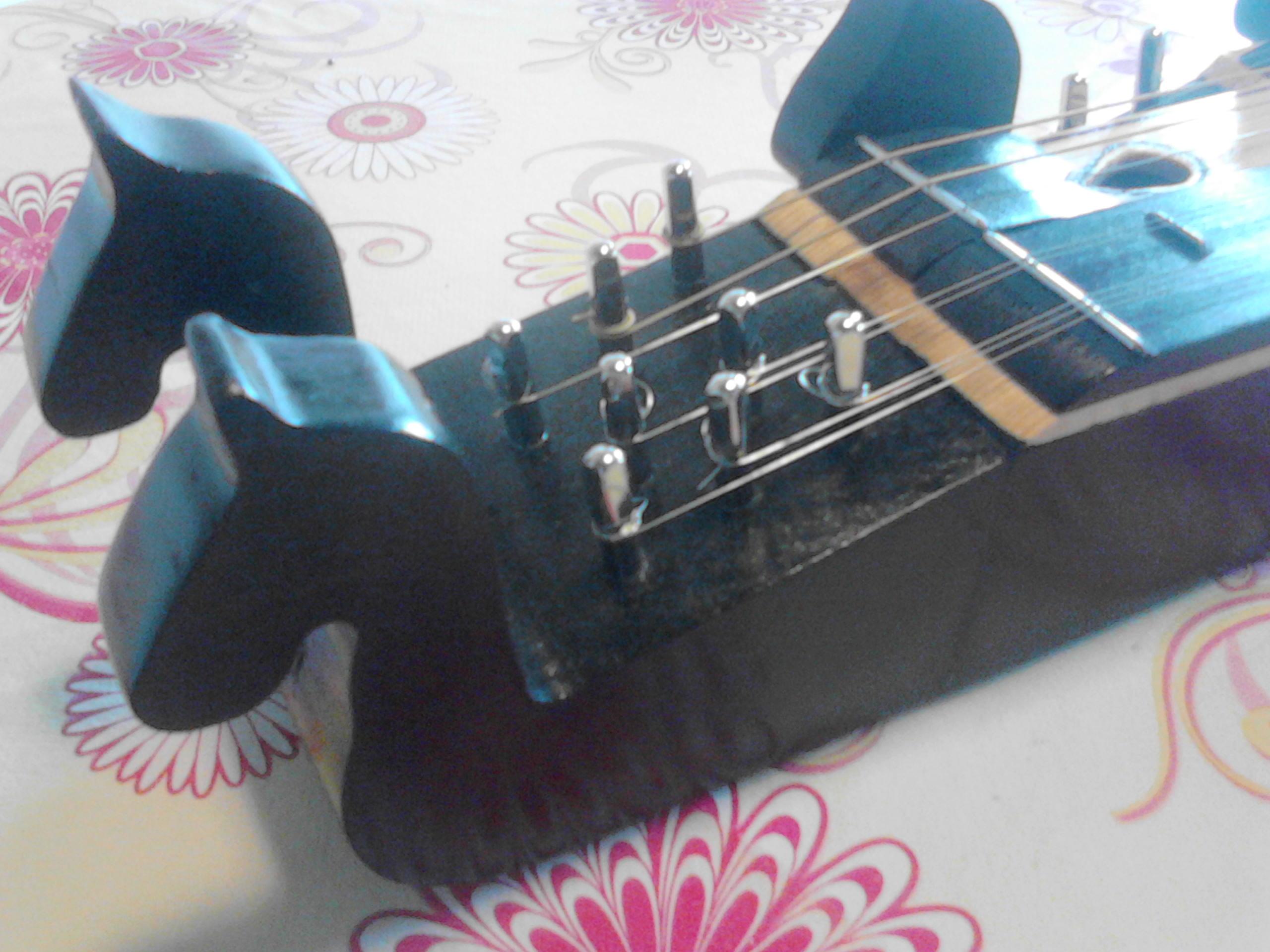 pénisz a gitáron
