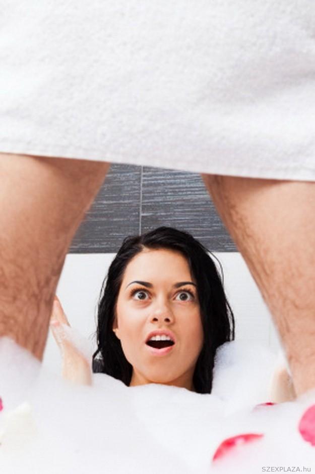 a pénisz nem emelkedik a lánnyal