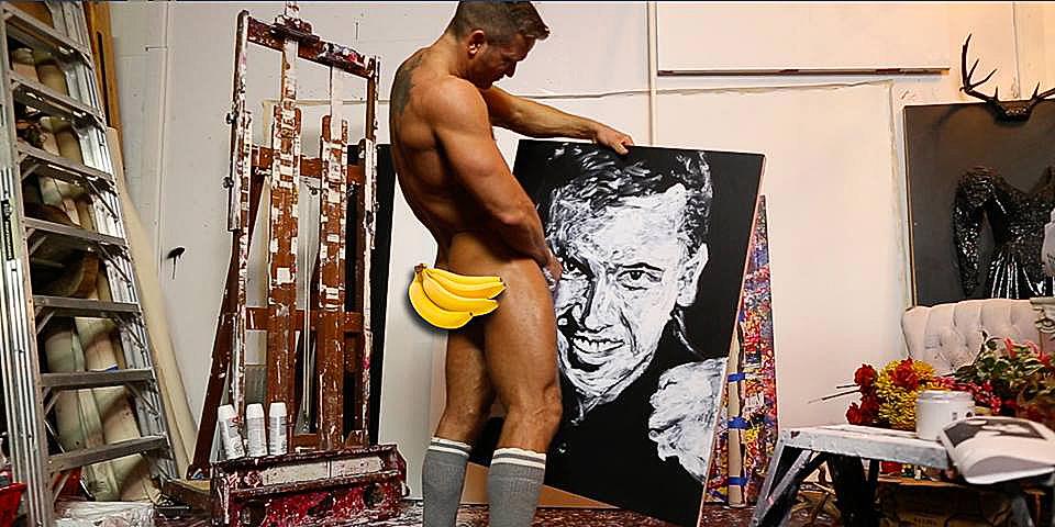 Pénisz a művészetben