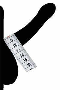 pénisz hosszának mérése a péniszek görbülete