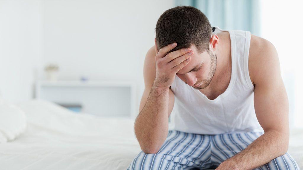 hosszú merevedés után fáj