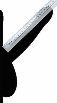 pénisz hosszának mérése rossz merevedés 21 évesen