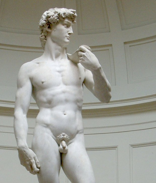 férfi pénisz a művészetben