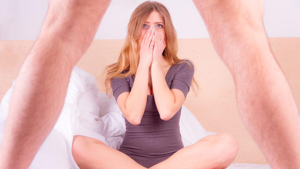 Túl nagy a férj pénisze, ezért válna tőle a feleség